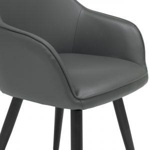 70189 Dome Swivel Arm Chair detail1