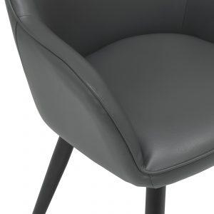 70189 Dome Swivel Arm Chair detail2
