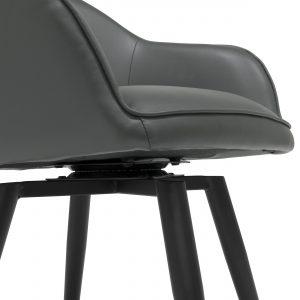 70189 Dome Swivel Arm Chair detail3