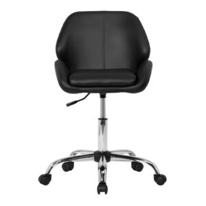 18632-Black-Pearl-Office-Chair-front