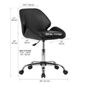 18632-Black-Pearl-Office-Chair-wDim