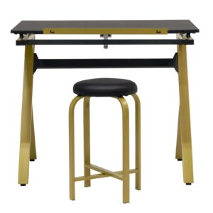 13354-Stellar-Craft-Table-front-down