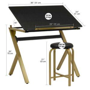13354-Stellar-Craft-Table-wDim