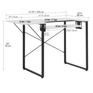 13405-Dart-Sewing-Table-wDim